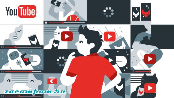 Реклама Google YouTube