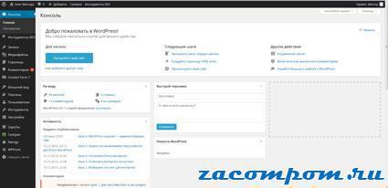 WordPress-изнутри