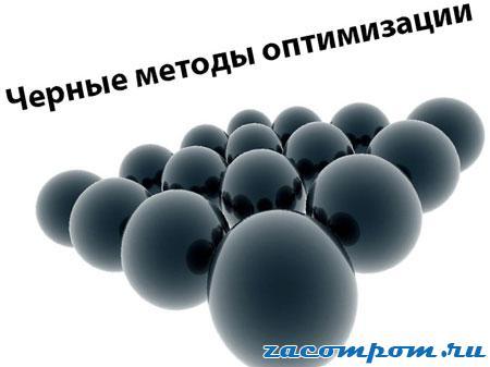 Черные-методы-оптимизации