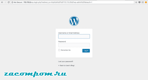 Login Page Redirecting