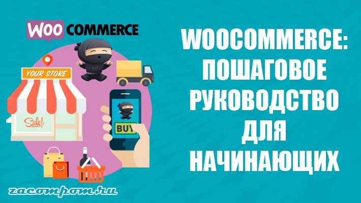 Окончательное руководство по Woocommerce для абсолютных новичков