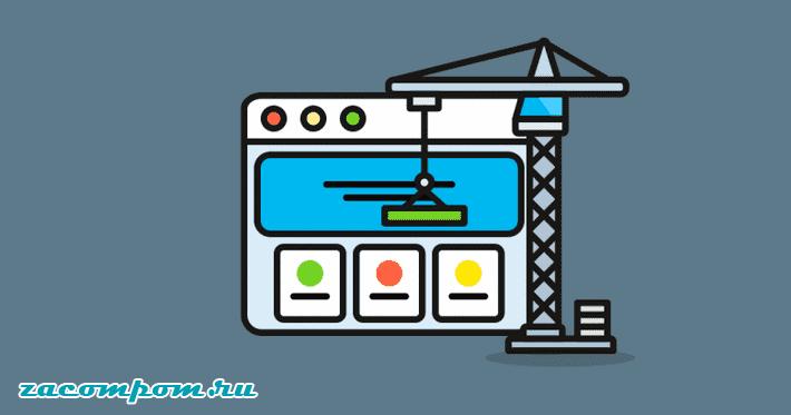 Как создать целевую страницу в WordPress