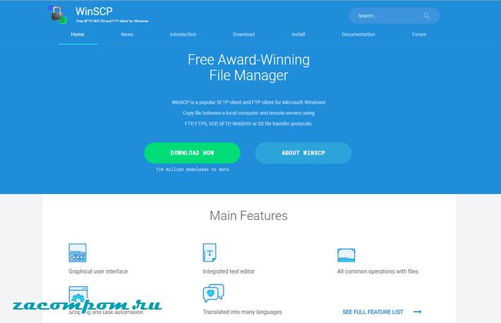 WinSCP